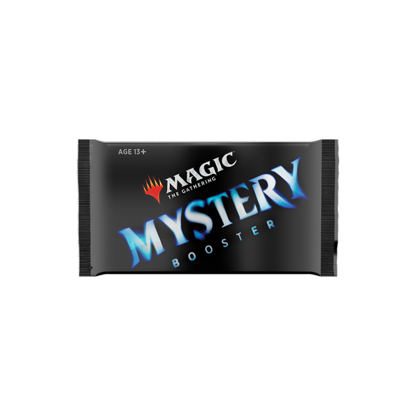 MAGIC THE GATHERING - MYSTERY - BOOSTER