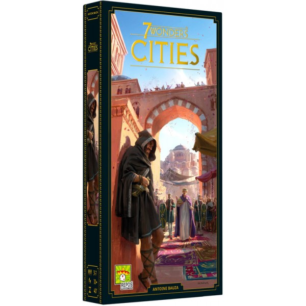 7 WONDERS: CITIES - 2nd EDITION