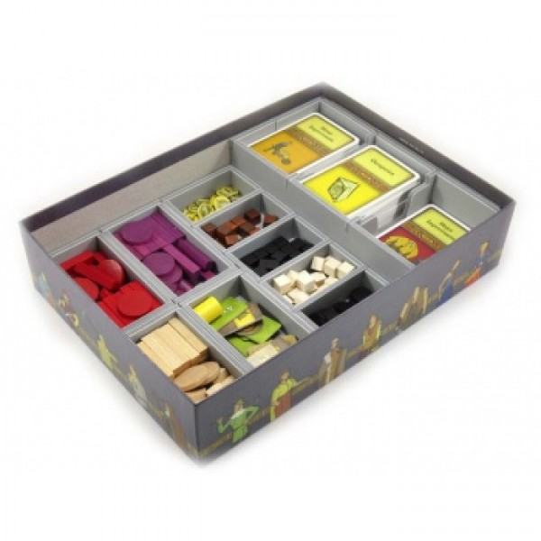 AGRICOLA INSERT - FOLDED SPACE