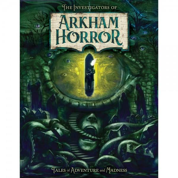 ARKHAM HORROR NOVELS - THE INVESTIGATORS OF ARKHAM HORROR