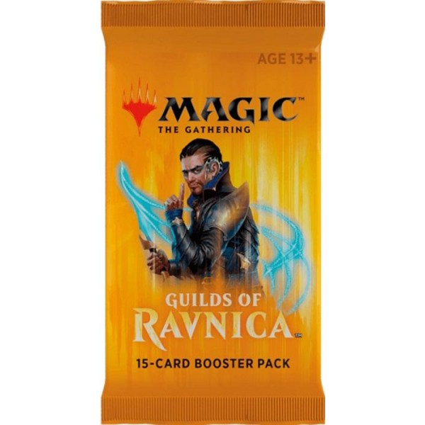 MAGIC THE GATHERING - GUILDS OF RAVNICA BOOSTER