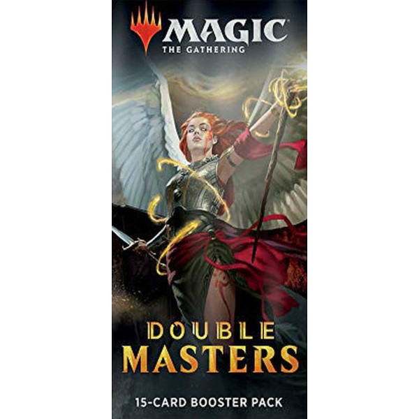 MAGIC THE GATHERING - DOUBLE MASTERS - BOOSTER