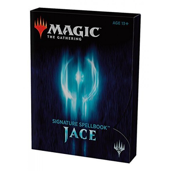 MAGIC THE GATHERING - SIGNATURE SPELLBOOK: JACE