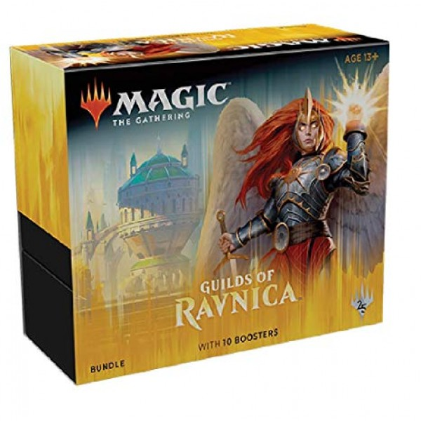 MAGIC THE GATHERING - GUILDS OF RAVNICA BUNDLE