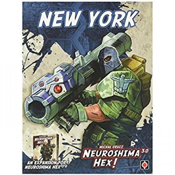 NEUROSHIMA HEX! 3.0 - NEW YORK