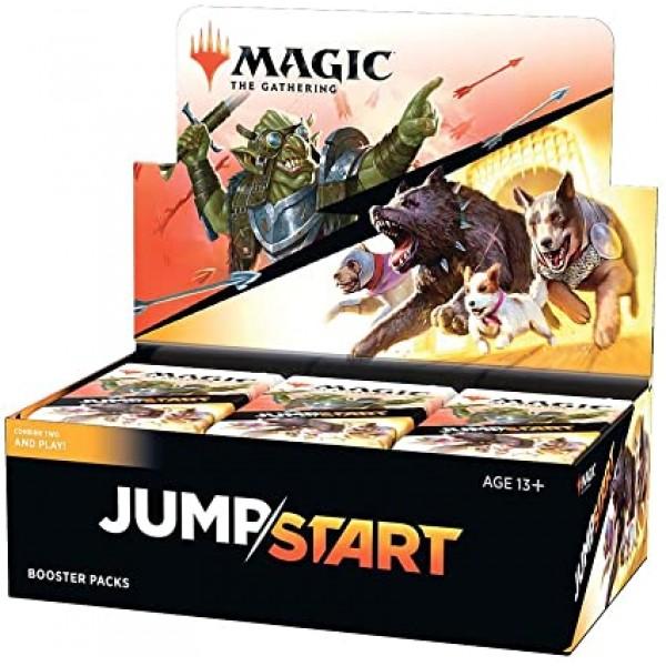 MAGIC THE GATHERING - JUMPSTART - BOOSTER BOX