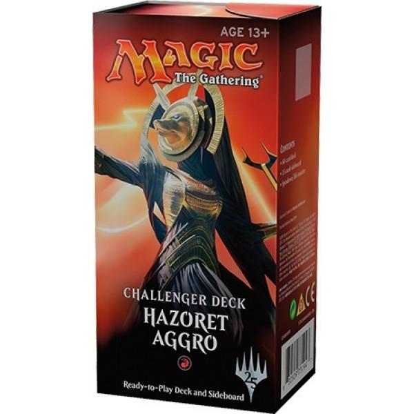 MAGIC THE GATHERING - CHALLENGER DECK - HAZORET AGGRO