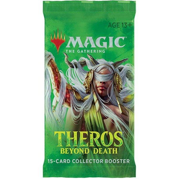 MAGIC THE GATHERING - THEROS BEYOND DEATH - COLLECTOR BOOSTER