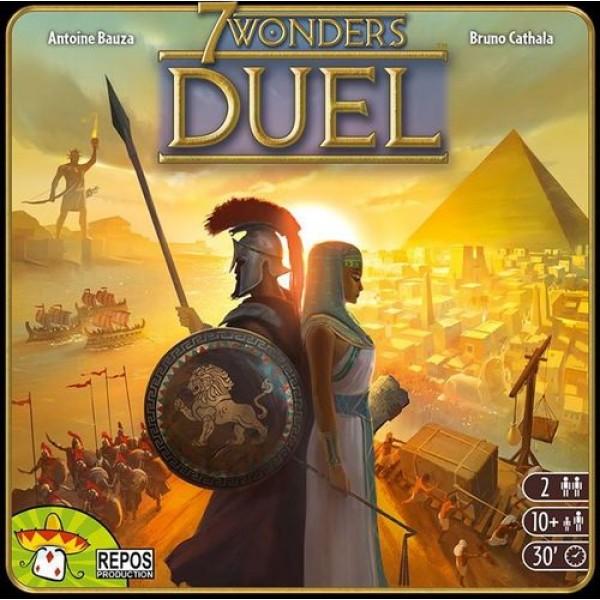 7 WONDERS: DUEL - SLO IZDAJA