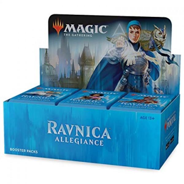MAGIC THE GATHERING - RAVNICA ALLEGIANCE - BOOSTER BOX