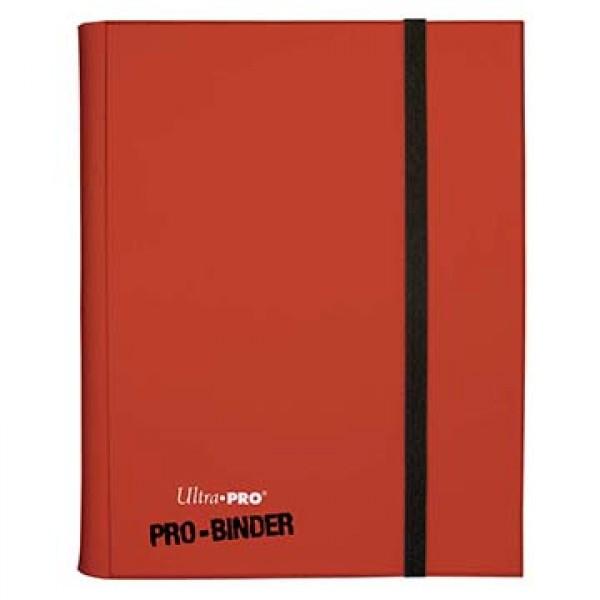 ULTRA PRO - 9-POCKET PRO-BINDER RED, ALBUM