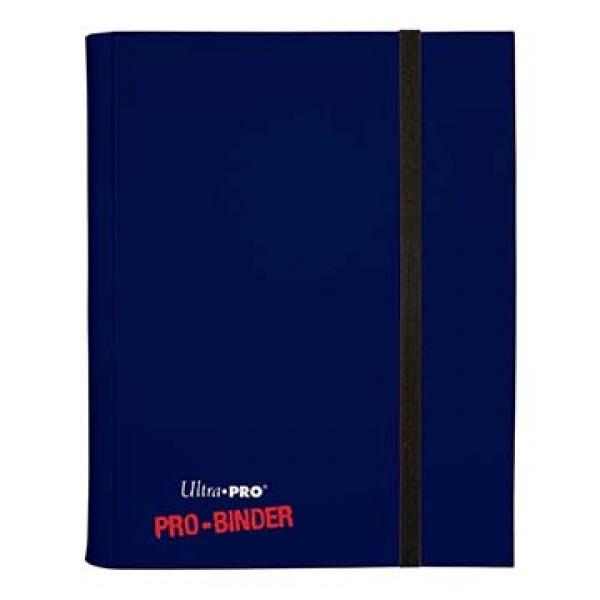 ULTRA PRO - 9-POCKET PRO-BINDER DARK BLUE, ALBUM