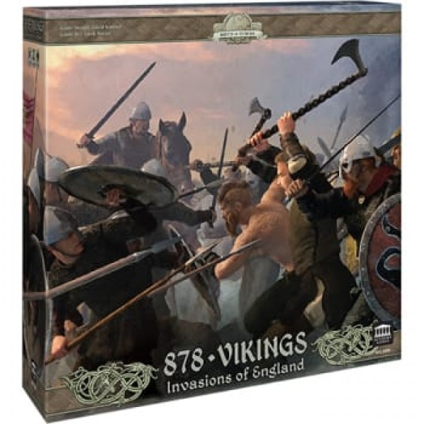 878: VIKINGS - INVASIONS OF ENGLAND - 2nd EDITION