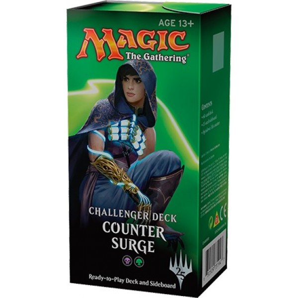 MAGIC THE GATHERING - CHALLENGER DECK - COUNTER SURGE