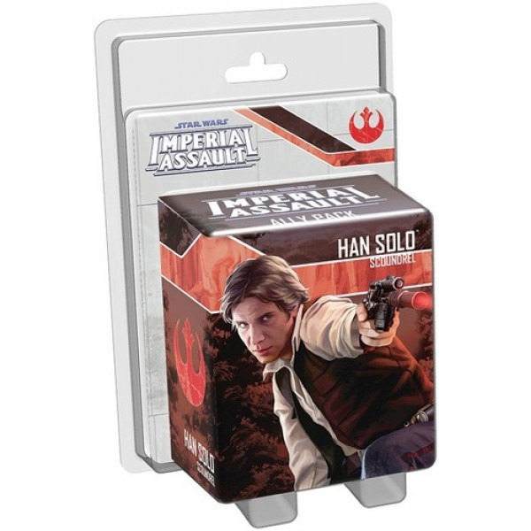 STAR WARS: IMPERIAL ASSAULT - HAN SOLO - ALLY PACK