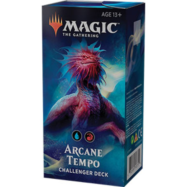 MAGIC THE GATHERING - CHALLENGER DECK 2019 - ARCANE TEMPO