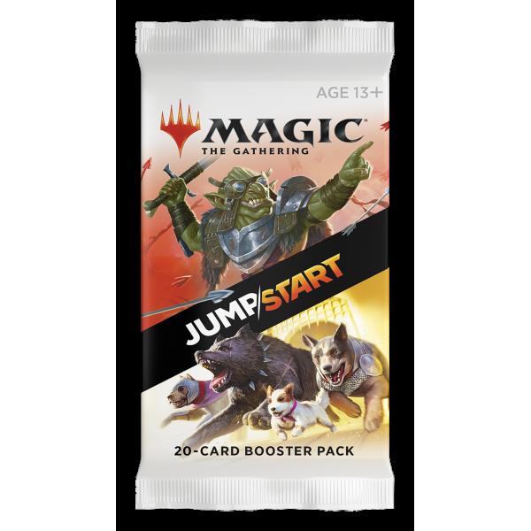 MAGIC THE GATHERING - JUMPSTART - BOOSTER