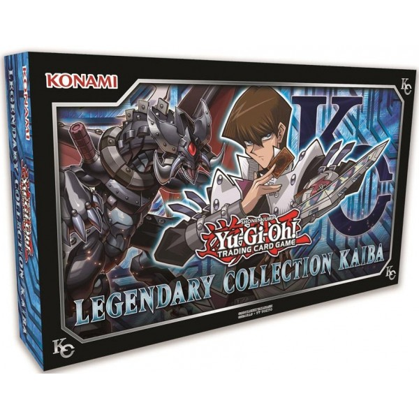 YGO - LEGENDARY COLLECTION KAIBA - YU-GI-OH!