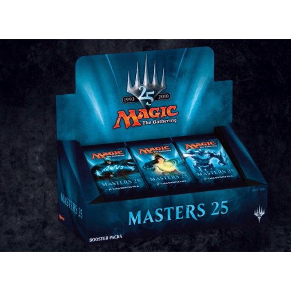 MAGIC THE GATHERING - MASTERS 25 - BOOSTER BOX  (24 X PACK)