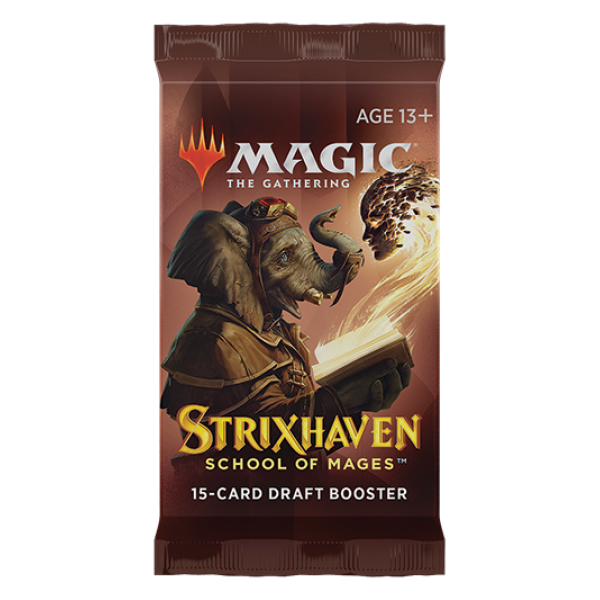 MAGIC THE GATHERING - STRIXHAVEN: SCHOOL OF MAGES - DRAFT BOOSTER