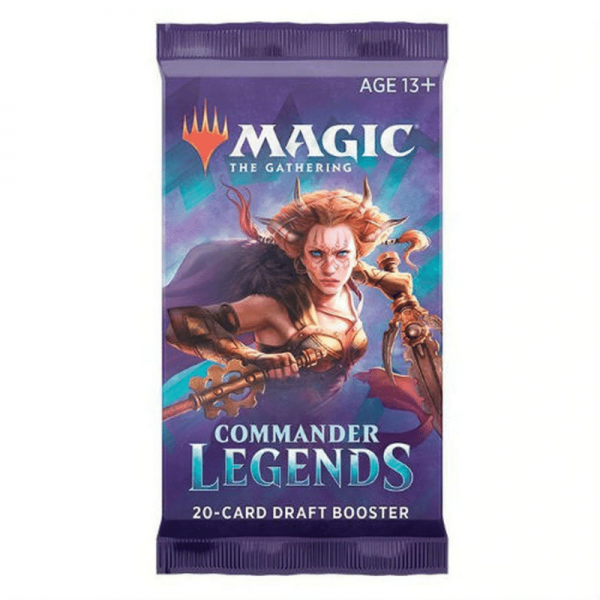 MAGIC THE GATHERING - COMMANDER LEGENDS - BOOSTER