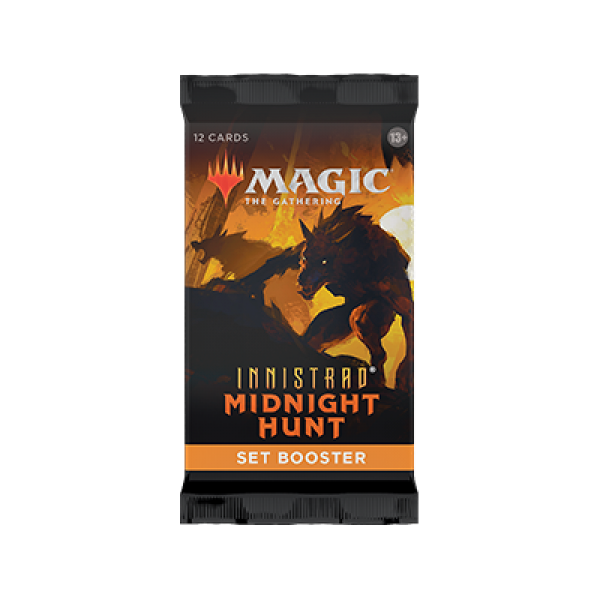 MAGIC THE GATHERING - INNISTRAD: MIDNIGHT HUNT -  SET BOOSTER