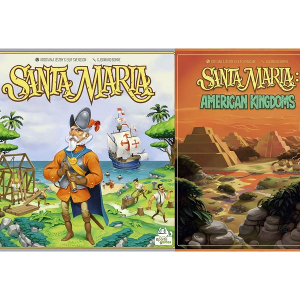SANTA MARIA + AMERICAN KINGDOMS BUNDLE