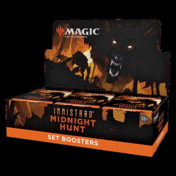 MAGIC THE GATHERING - INNISTRAD: MIDNIGHT HUNT - SET BOOSTER BOX