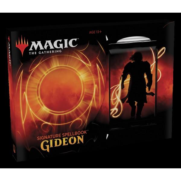 MAGIC THE GATHERING - SIGNATURE SPELLBOOK: GIDEON