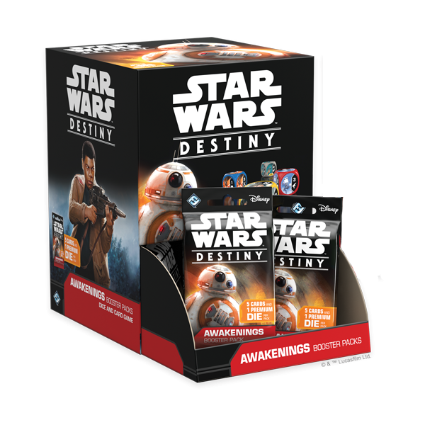 STAR WARS DESTINY - AWEKENINGS BOOSTER