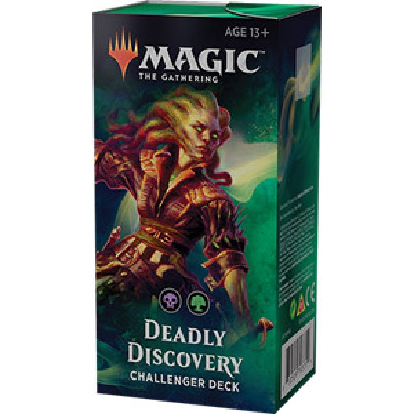 MAGIC THE GATHERING - CHALLENGER DECK 2019 - DEADLY DISCOVERY