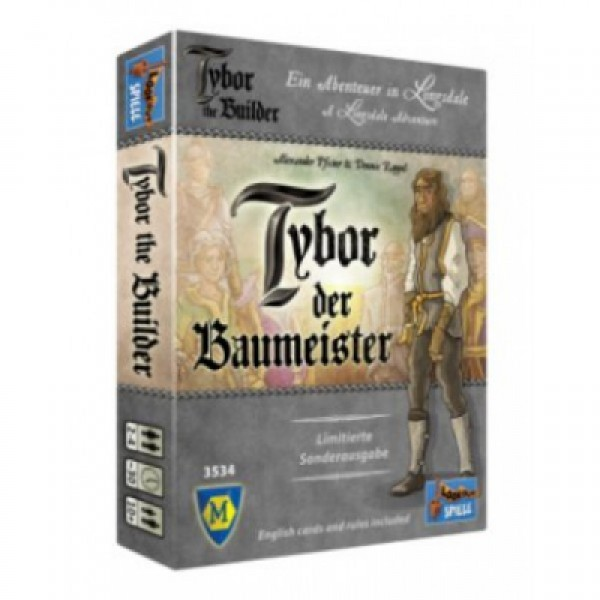 TYBOR THE BUILDER - 2nd EDITION