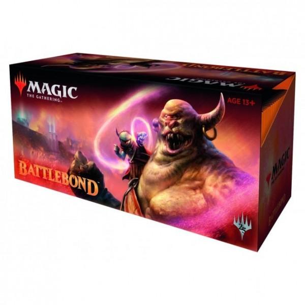 MAGIC THE GATHERING - BATTLEBOND - BOOSTER BOX