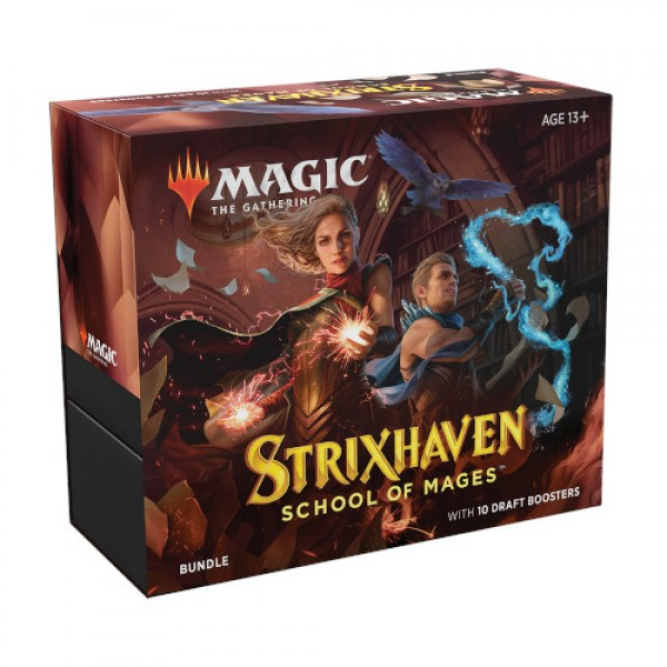 MAGIC THE GATHERING - STRIXHAVEN: SCHOOL OF MAGES - BUNDLE