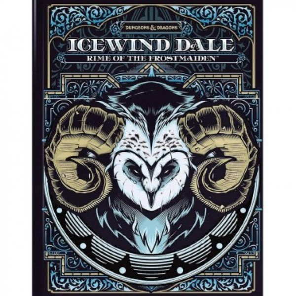DUNGEONS AND DRAGONS RPG: ICEWIND DALE: RIME OF THE FROSTMAIDEN - LIMITED EDITION