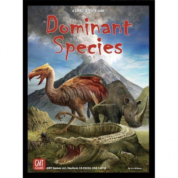 DOMINANT SPECIES - 2nd EDITION, 3rd PRINTING