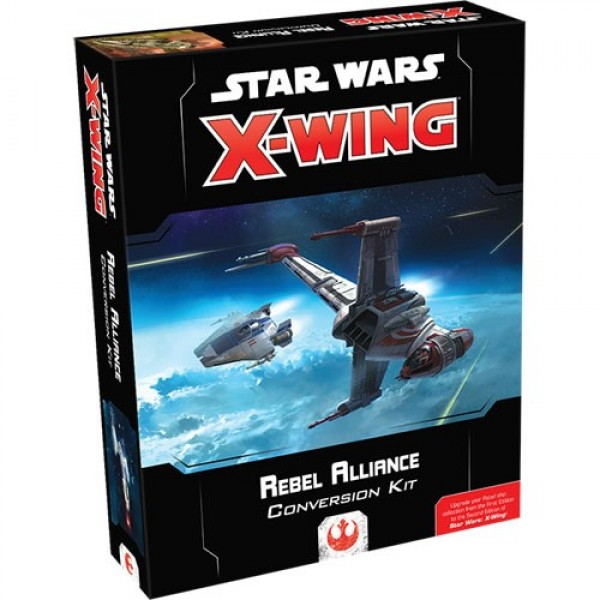 STAR WARS: X-WING -2ND EDITION REBEL ALLIANCE CONVERSION KIT