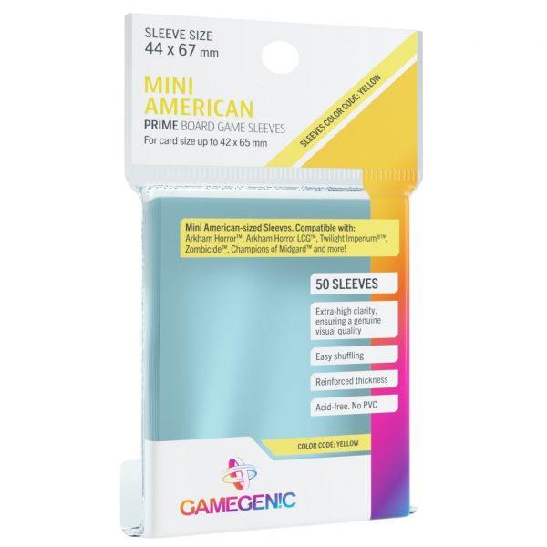 GAMEGENIC - PRIME MINI USA OVITKI - (44 X 67MM) - 50X
