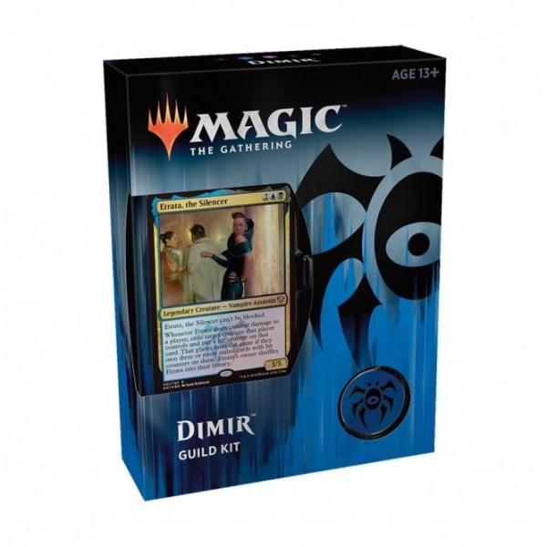 MAGIC THE GATHERING - GUILDS OF RAVNICA GUILD KIT - DIMIR