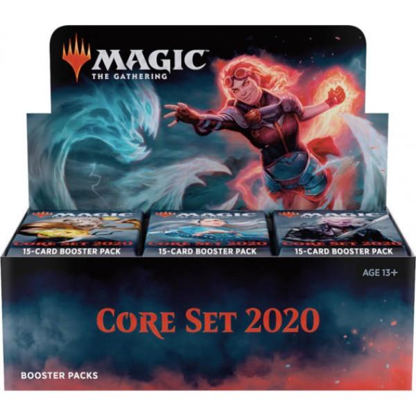 MAGIC THE GATHERING - CORE SET 2020 - BOOSTER BOX