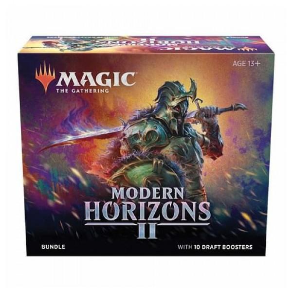 MAGIC THE GATHERING - MODERN HORIZONS 2 - BUNDLE - DATUM IZZIDA 18.6.2021