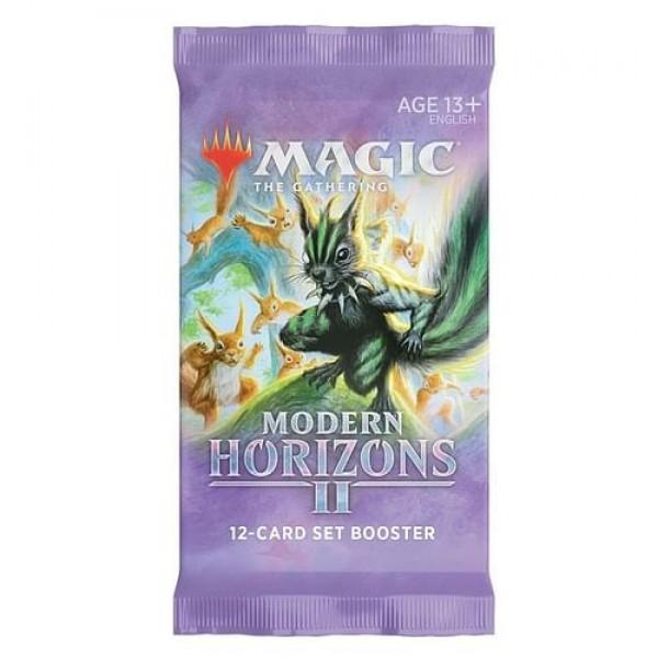MAGIC THE GATHERING - MODERN HORIZONS 2 - SET BOOSTER - DATUM IZZIDA 18.6.2021