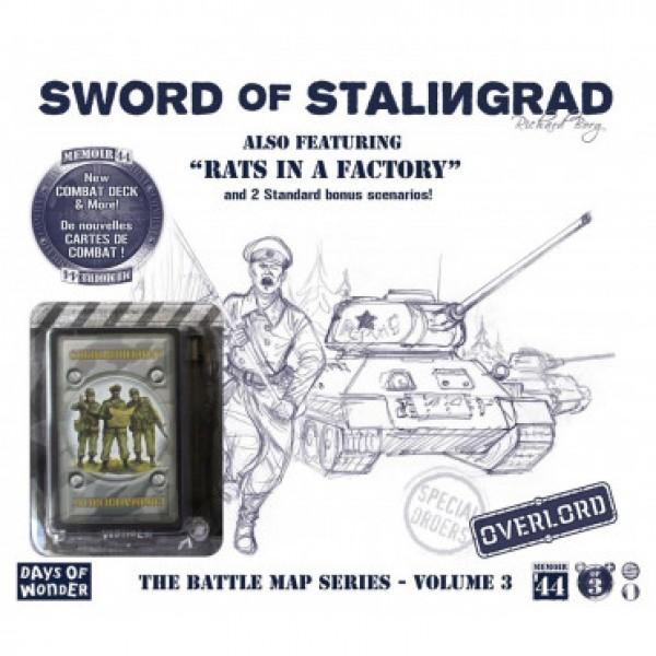 MEMOIR '44 - SWORD OF STALINGRAD