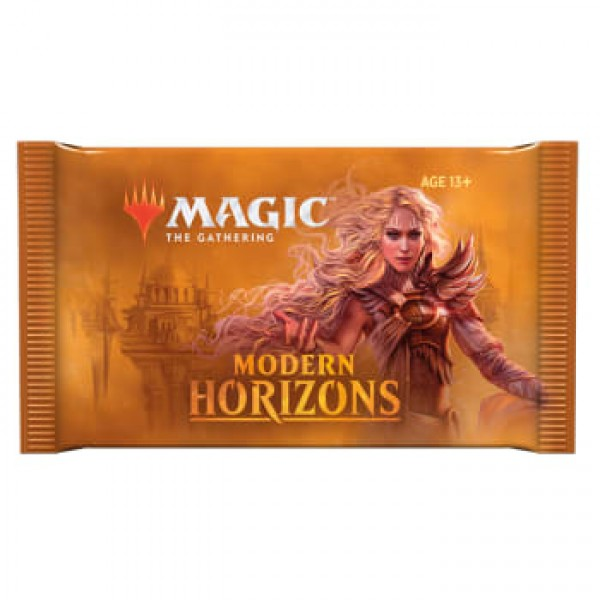 MAGIC THE GATHERING - MODERN HORIZONS - BOOSTER - IZZID 14.6.2019