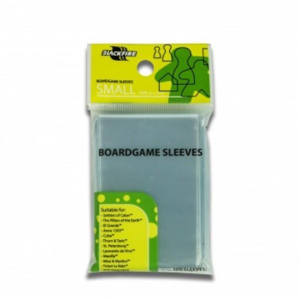 BOARDGAME SLEEVES - (46X70MM) - 100X - MINI EURO OVITKI