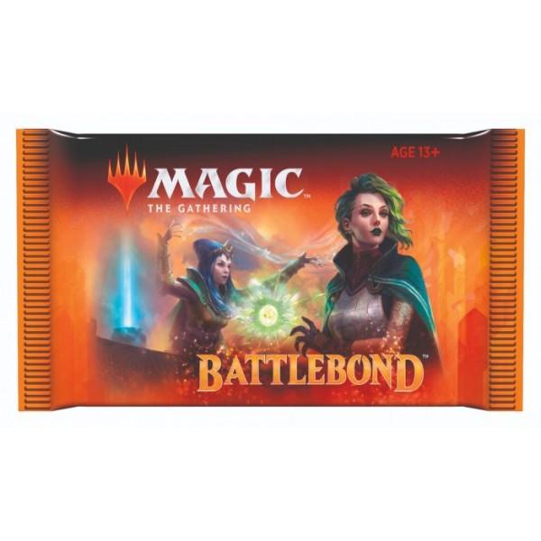MAGIC THE GATHERING - BATTLEBOND - BOOSTER
