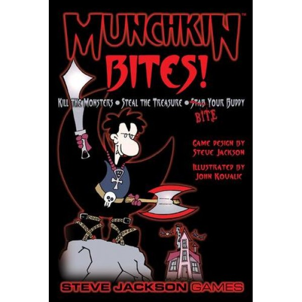 MUNCHKIN BITES!