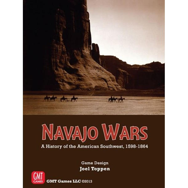 NAVAJO WARS - 2nd EDITION