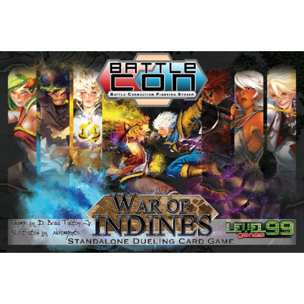 BATTLECON: WAR OF INDINES - REMASTRED