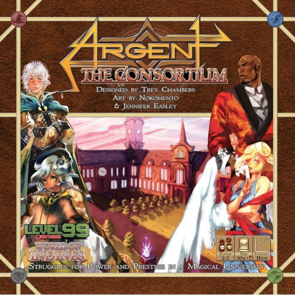 ARGENT THE CONSORTIUM - 2nd EDITION